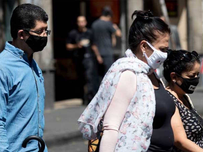 México registra más de 5 mil muertes por Covid-19
