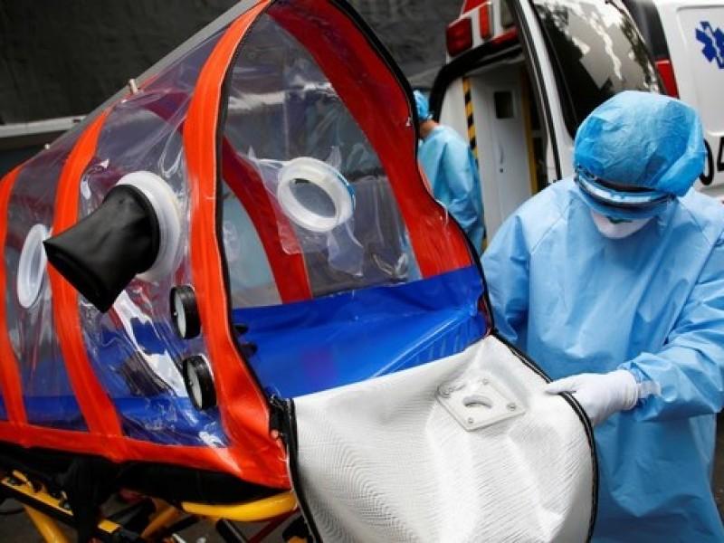 México registra nuevo récord de contagios Covid