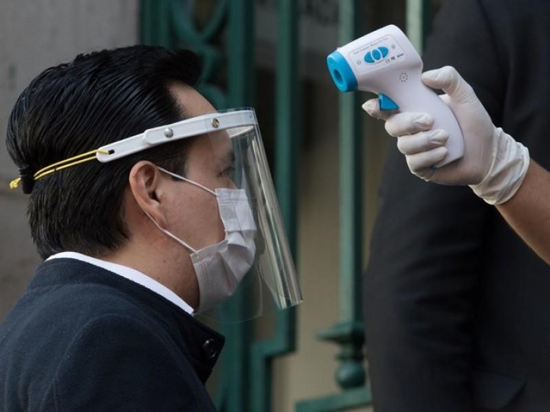 México registró mil 838 nuevos contagios de Covid-19