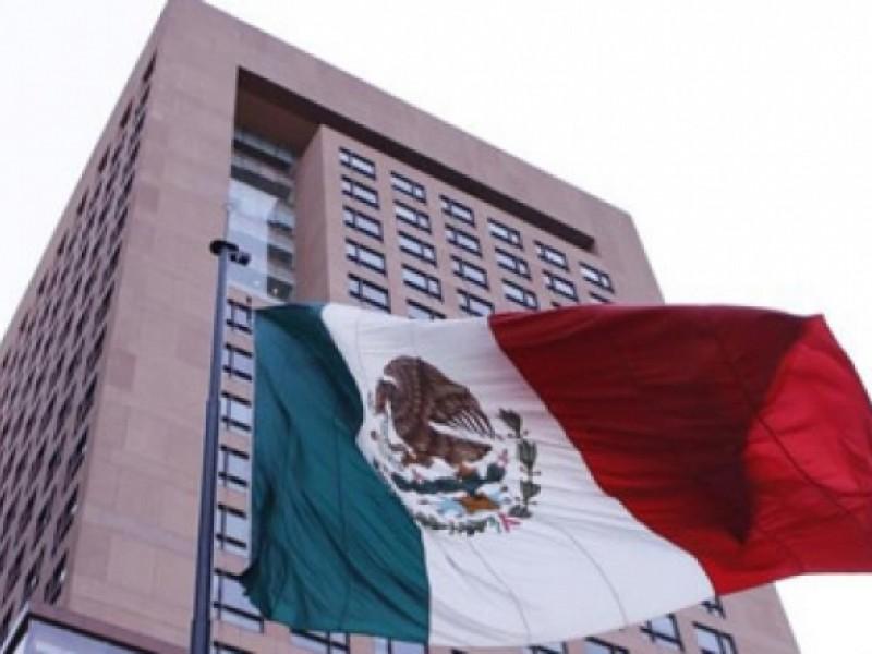 México reitera rechazo a acusaciones de Venezuela