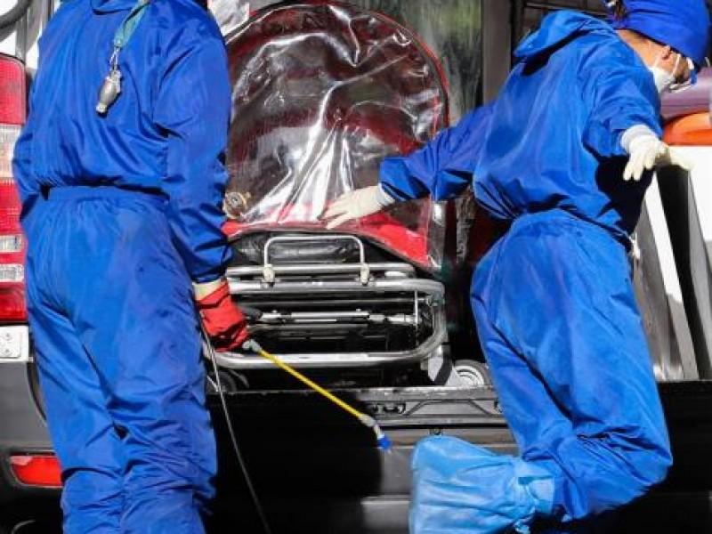 México reporta 126 mil 851 muertes por Covid-19