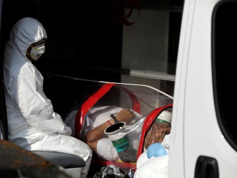México reporta 133,974 casos por Covid-19, suman 15,944 decesos
