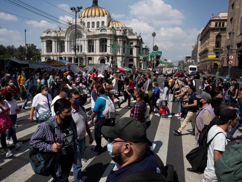 México reporta 348 nuevas muertes y 6.153 nuevos contagios
