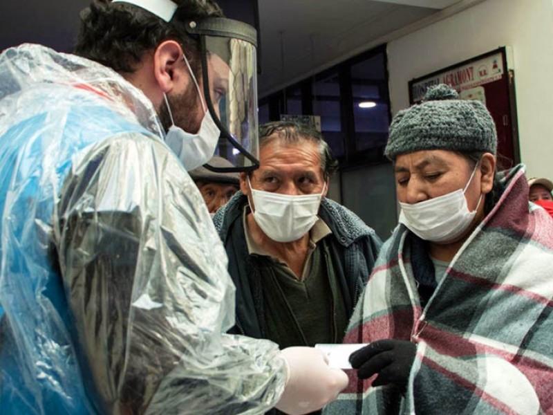 México reporta 392 muertes más por Covid-19