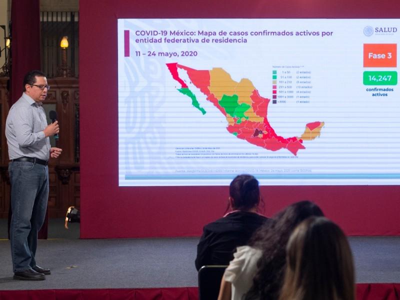 México reporta 7 mil 934 muertes por Covid-19