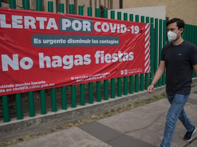 México reporta 748 muertes más por Covid-19