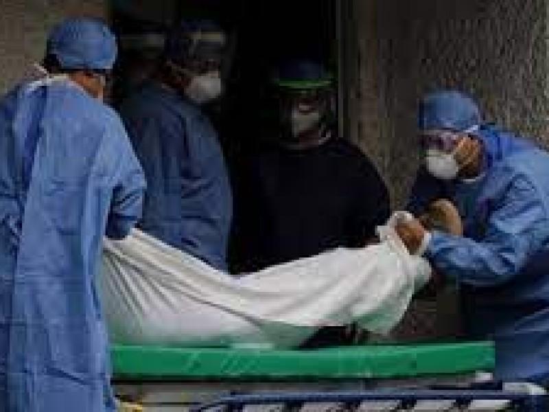 México reporta 790 muertes más por Covid-19