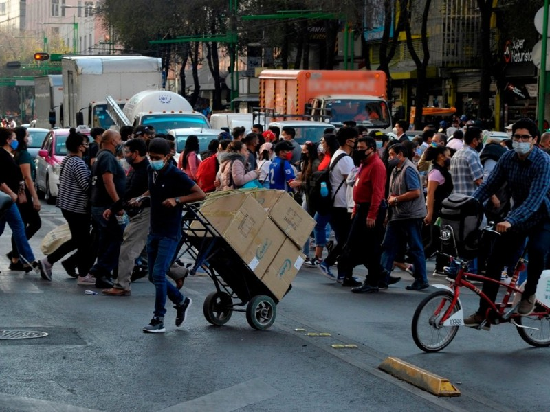 México reporta mil 175 nuevos contagios de Covid-19