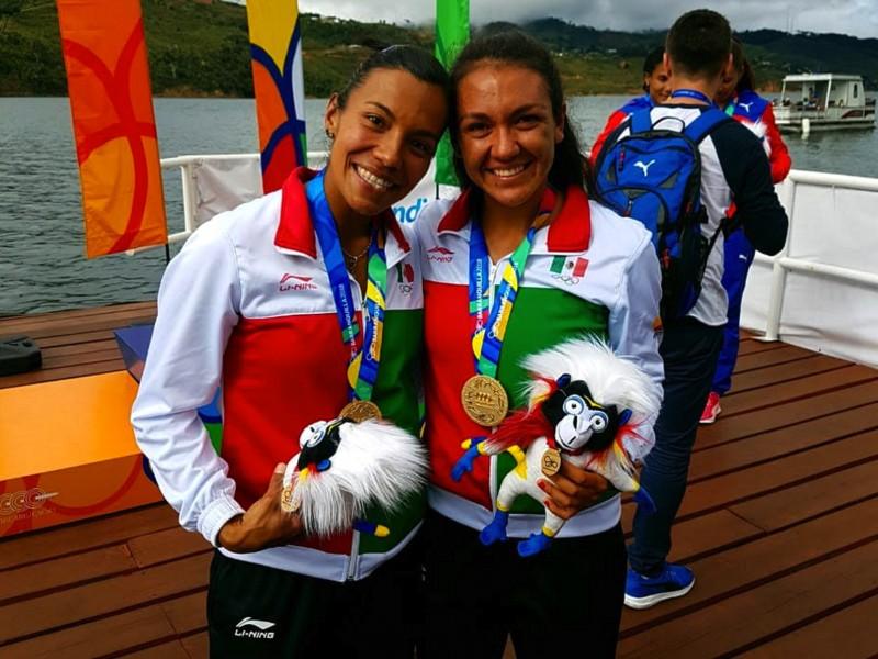 México se lleva 5 medallas de oro
