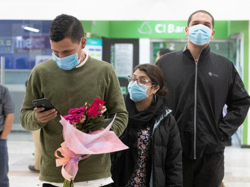 México: Se registran 14 mil 233 nuevos contagios de Covid-19