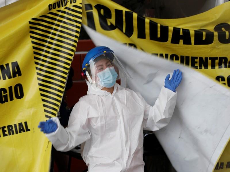 México: Se registran más de 22 mil contagios de Covid
