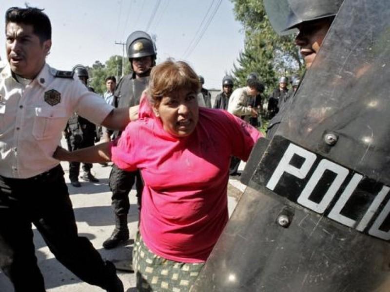México sin acatar disposiciones internacionales sobre Atenco