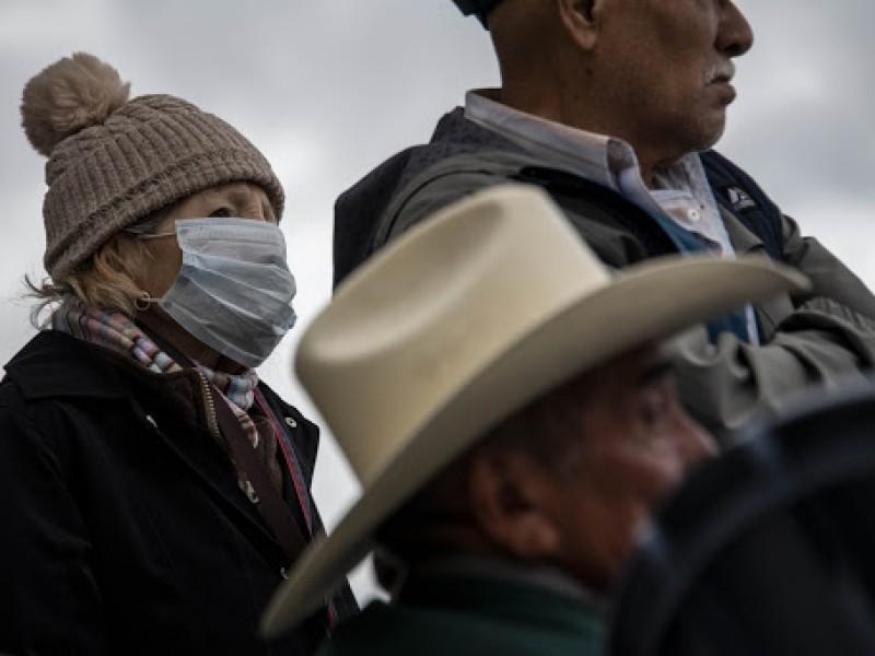 México sobrepasa las 9.000 muertes por Covid-19