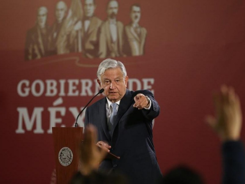 México sufrió 36 años de saqueos y abusos
