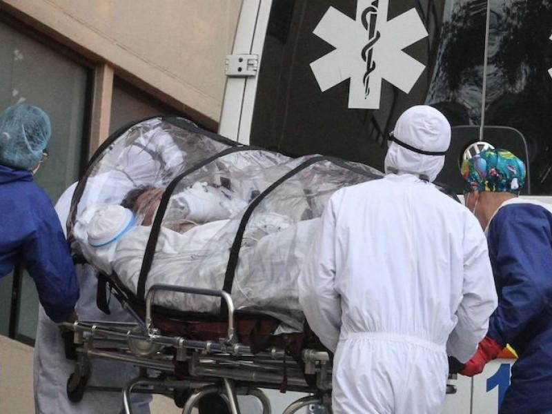 México suma 16 mil 374 nuevos contagios de Covid-19