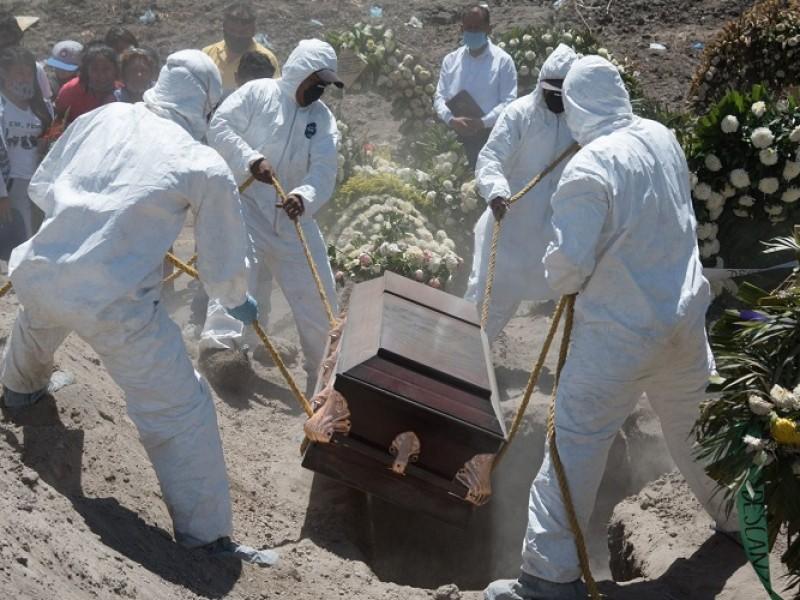 México suma 212 mil 228 muertes por Covid-19