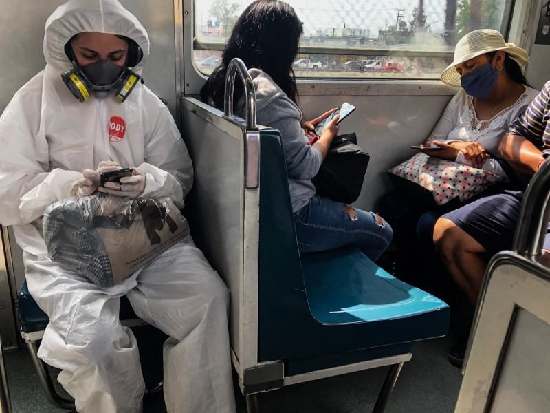 México suma  652 mil 364 contagios de Covid-19