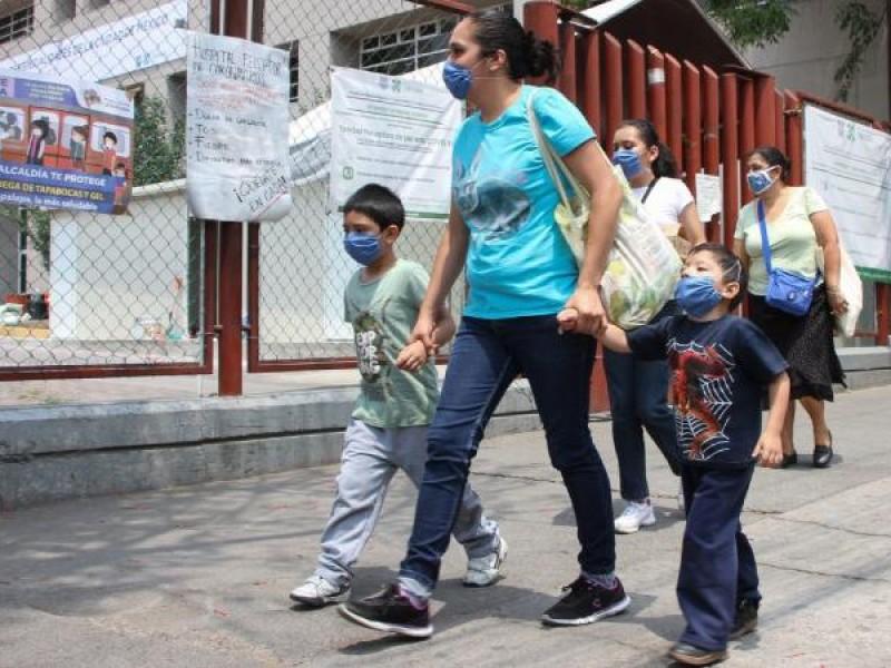 México suma 857 muertos y 9501 contagios de Covi-19