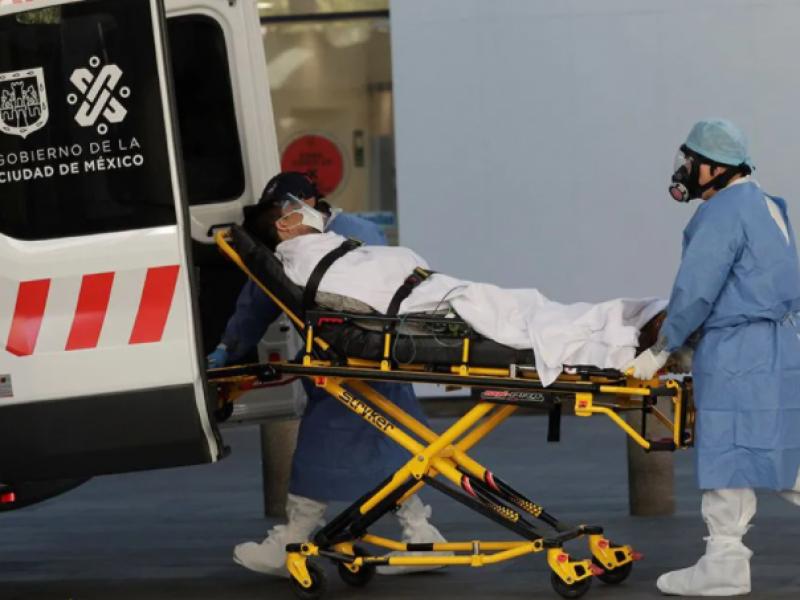 México supera las 113 mil muertes por Covid-19; Aumentan hospitalizaciones