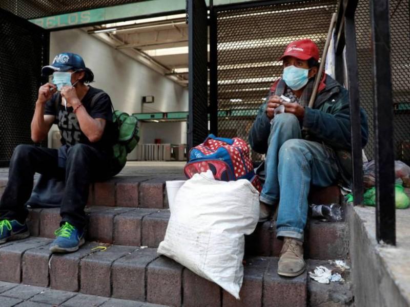 México supera las 12 mil 500 muertes por Covid-19