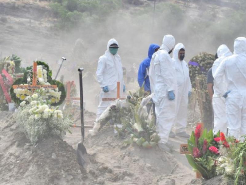 México supera las 20 mil muertes por Covid-19