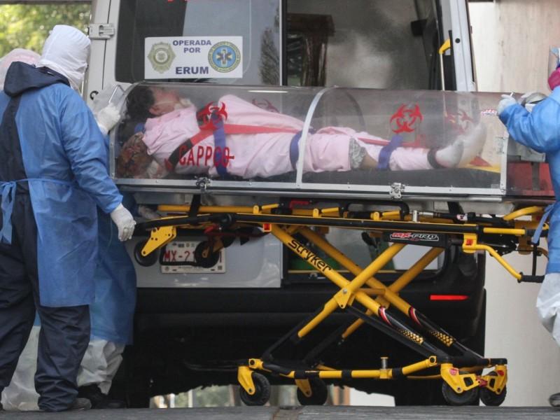 México supera las 267 mil muertes por Covid-19