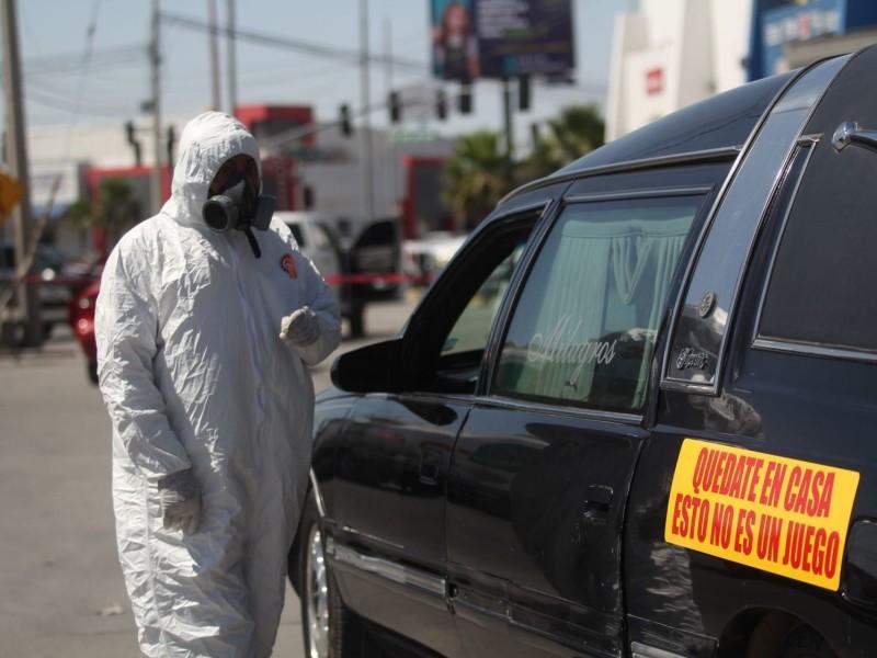 Terrible: México supera las 50,000 muertes por Covid-19