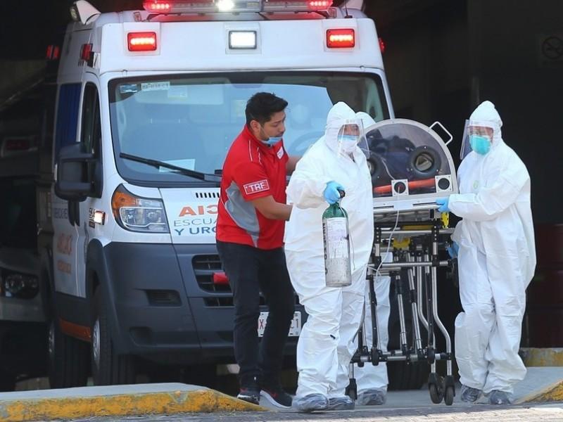 México supera las 72 mil muertes por Covid-19