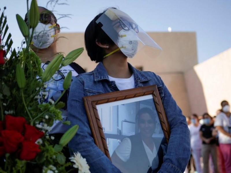México supera las 74 mil muertes por Covid-19