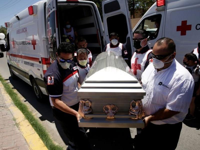 México supera las 82 mil muertes por coronavirus