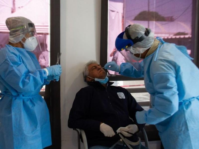 México supera los 100 mil contagios de Covid-19