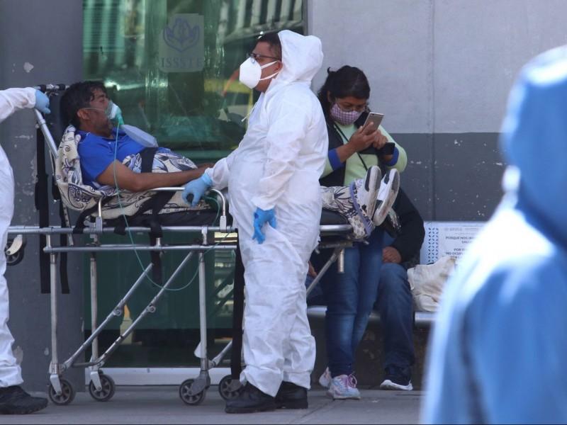 ¡México supera los 3 millones de contagios de Covid-19!