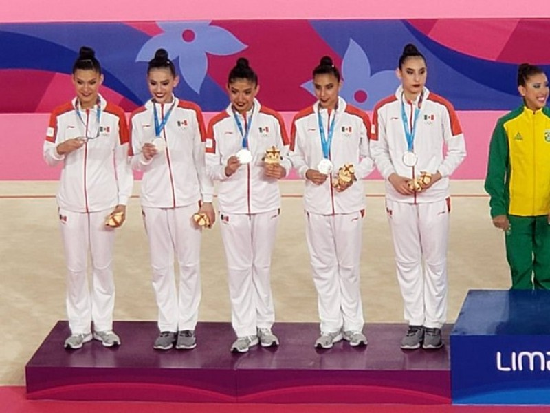 México tercero en medallero de Lima 2019