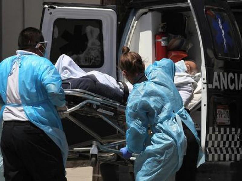 México tiene su peor día en registro de contagios COVID