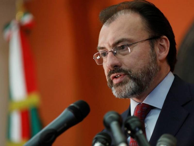 México trabajará con Canadá para lograr un acuerdo