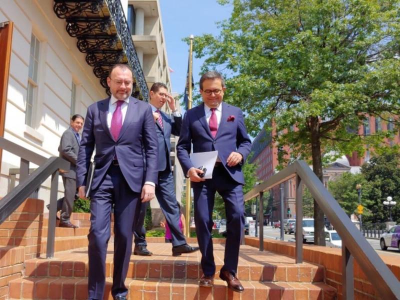 México y Estados Unidos retoman negociación de TLCAN