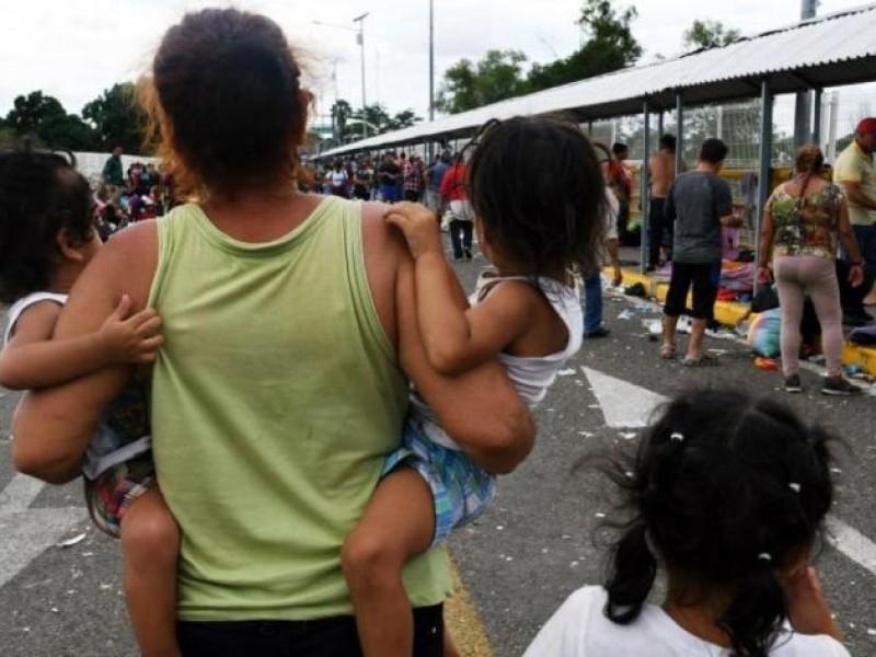 México y Unicef ayudarán a niños migrantes