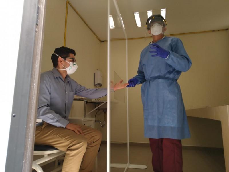 Mexiquenses interesados en pruebas rápidas de COVID-19 en la UAEM