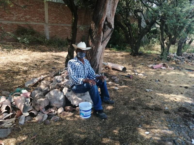 Mi vida es el campo, Macario Zuñiga