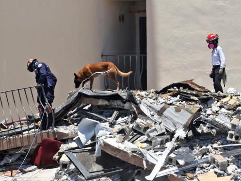 Miami: encuentran 10 cuerpos más entre los escombros
