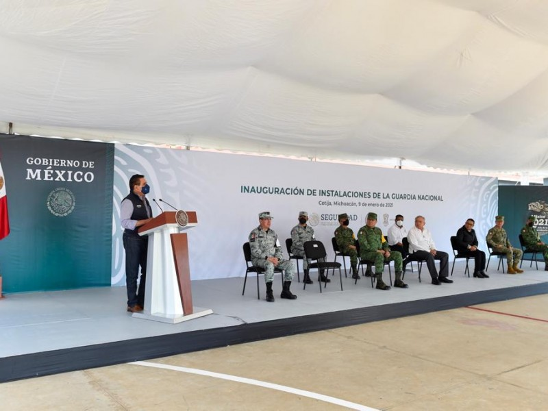 Michoacán ajeno a la hegemonía de los grupos delictivos: gobernador