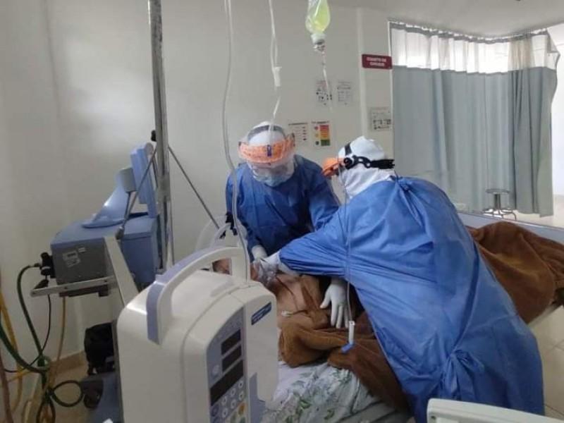 Michoacán cerca de los 60 mil casos positivos de COVID-19