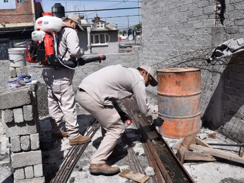 Michoacán registra 333 casos de dengue