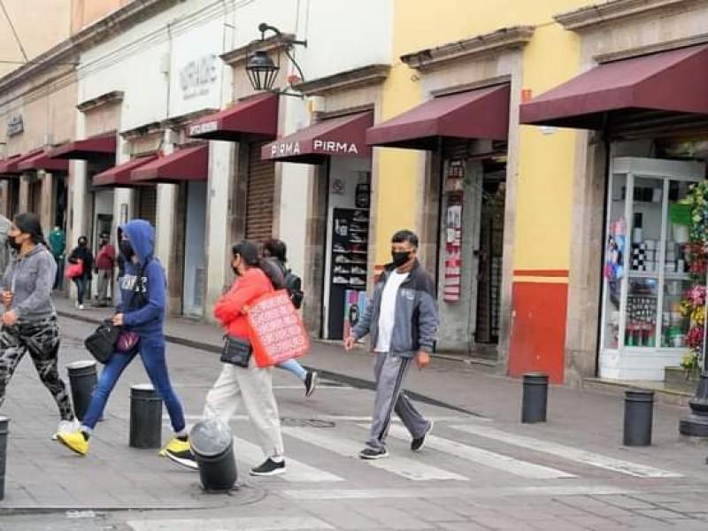 Michoacán registra 439 nuevos casos y 20 fallecimientos este domingo