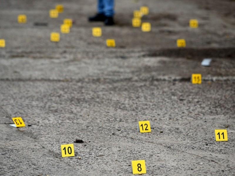 Michoacán tercer lugar en homicidio doloso en septiembre