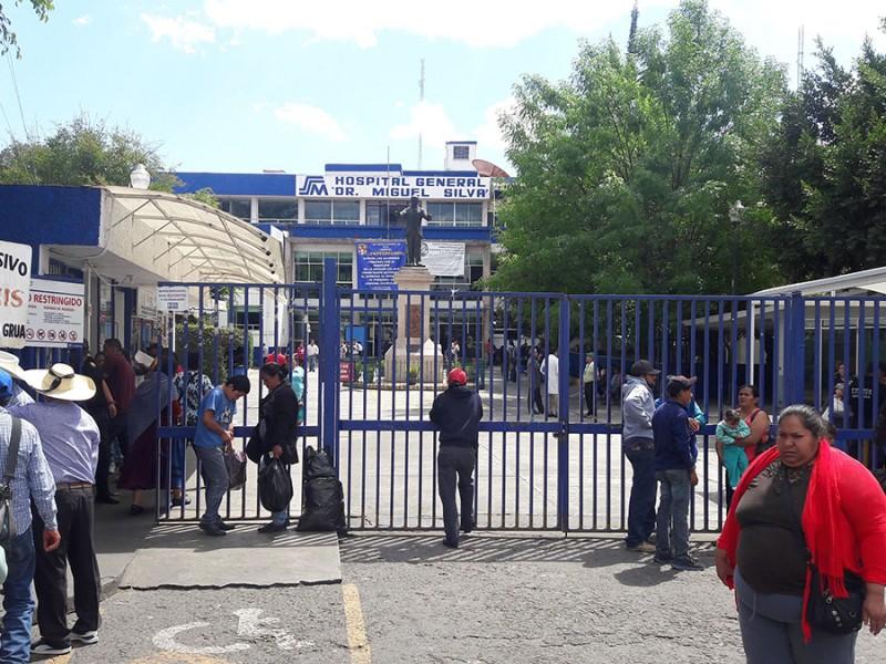 Michoacanos nuevamente afectados por desabasto de medicamentos