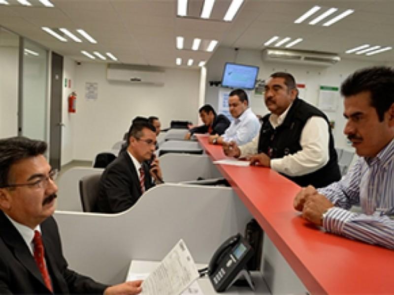 Michoacanos piden créditos por regreso a clases