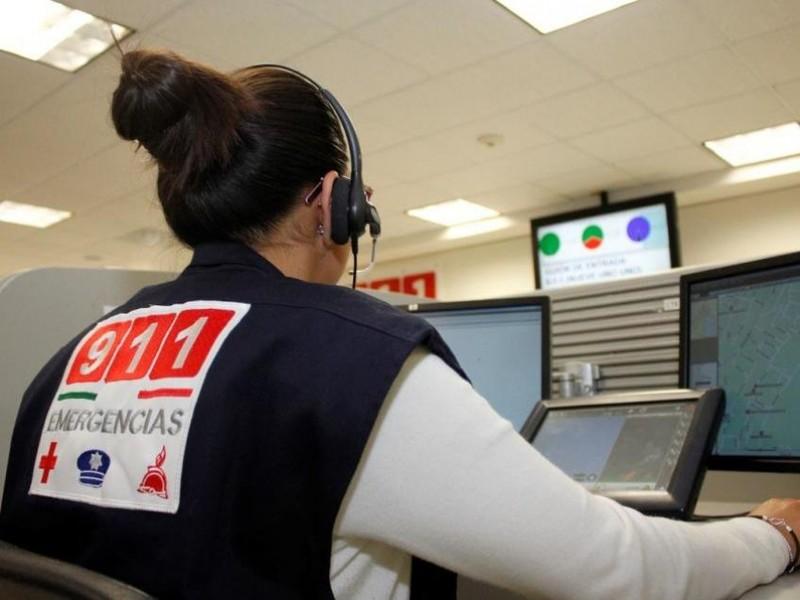 Miedo causa rezago en denuncias al 911 y 089