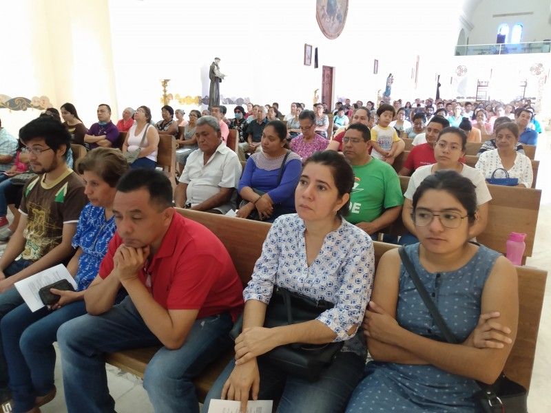 Miércoles de ceniza debe ayudar a la reflexión llama iglesia