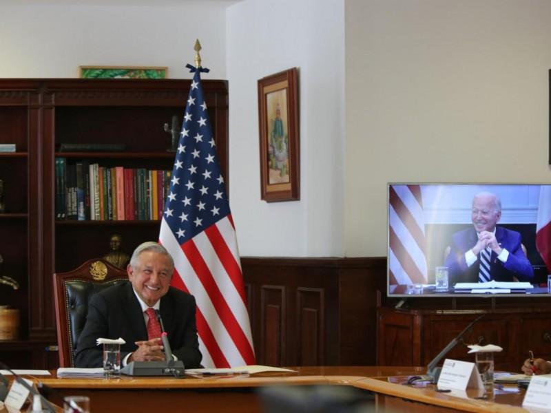 Migración, Covid y cambio climático: temas en reunión Biden-AMLO